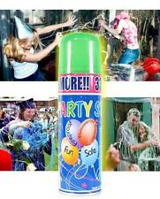 48 Large Cans of Silly Party String Crazy String Spray Streamer Fun For Parties