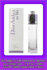 Dior Addict To Life Perfume by Christian Dior 3.3 / 3.4 oz / 100ml EDT Spray