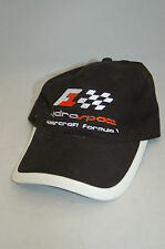 Hydro SpaceWatercraft Formula 1 Hat Cap Adjustable Black