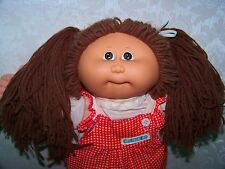 """1985 CABBAGE PATCH KIDS 16"""" doll - ALL ORIGINAL - COLECO - so adorable!"""