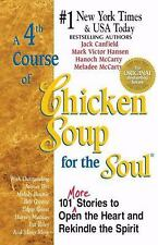 A 4th Course of Chicken Soup for the Soul Pperback Very Good