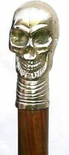 "TELESCOPE Nautical Walking Canes -36"" Fantasy Skull Head FOLDING  Handle HA-100"