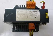 EMB Wittlich STV 0,63 Pri 400V Sec 230V Netzgerät Transformator Trafo