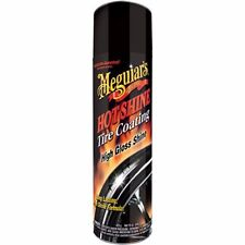 Meguiar's HOT SHINE TIRE COATING PROTECTANT High Gloss Shine HIGH QUALITY NEW