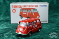 [TOMICA LIMITED VINTAGE LV-27a /27b 1/64] SUBARU SAMBAR LIGHT VAN (Japan Post)