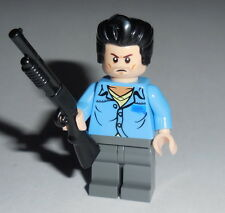 "T.V. #11-s2 Lego The Walking Dead ""Shane "" NEW Genuine Lego Parts Season 2"