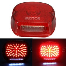 Red LED Tail Light For Harley Heritage Softail Classic FLSTC Touring