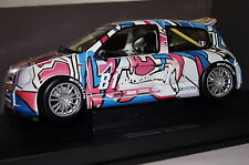 Renault sport clio trophy auto sport #81 letellier 1:18 Revell nuevo & OVP 28503