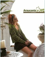 Araucania by Jane Ellison Knitting Pattern Book - 11 Designs for Women