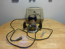 sears craftsman 1 hp router #315.17380