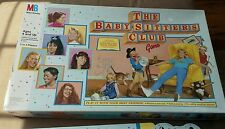 Vintage The Babysitter's Club Board Game Near Complete 1989 Milton Bradley