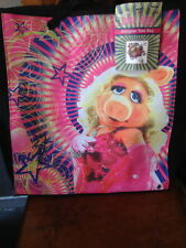 USPS Muppets- Miss Piggy Designer Tote Bag Brand NEW