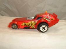 TONKA TOYS JAPAN PLASTIC CHEAT'N CHEETAH VINTAGE USED GO DOWN FOR THE PHOTOS