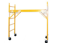 HD STACKABLE MOBILE SCAFFOLDDING SCAFFOLD 1000LBS