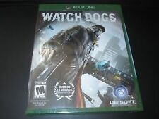 Watch Dogs (Microsoft Xbox One, 2014) BRAND NEW