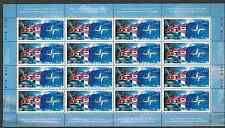 Canada Stamps -Full Pane of 16 -NATO #1809 -MNH