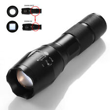New X800 5000Lumen Zoomable T6 LED 18650 Flashlight Focus Torch Lamp Light G700