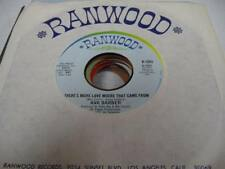 Pop Unplayed NM! 45 AVA BARBER There's More Love Where That Came From on Ranwood