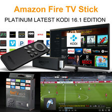 Amazon Fire Stick with Kodi 16.1 Loaded✔️Sports✔️Movies ️Kid XBMC Mobdro