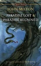 Paradise Lost and Paradise Regained (Signet Classics) by Milton, John
