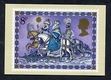 """A Post Office Picture Card. Issued 1979 """"Christmas/The Magi""""."""