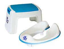 Pourty TOILET Training Combo-Flexi-Fit SEDILE WC & Up SGABELLO passo
