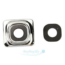 Silver New Back Camera Lens Cover replacement for Samsung Galaxy S3 i9300 i9308