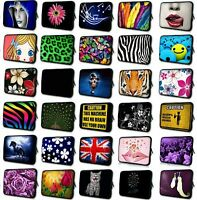 """Soft 7.9"""" 7"""" Neoprene Sleeve Bag Pouch Case Cover For Barnes & Noble NOOK Color"""