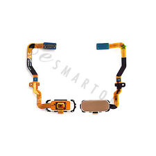 Samsung Galaxy S7 Home Button Flex Cable Gold G930 Repalacement Part USA Seller