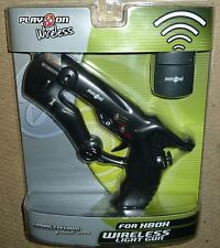 MICROSOFT XBOX ORIGINAL WIRELESS LIGHT GUN BLASTER PISTOL CONTROLLER BRAND NEW!