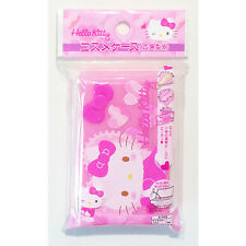 [SANRIO] No37 Hello Kitty False Eyelash Holder Pill Case Cosmetic Storage Box