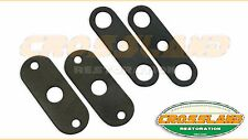 Land Rover Series 1, 2, 2A,  FW2 Lucas wiper motor seals escutcheon x4