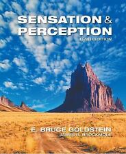 NEW Sensation and Perception by E. Bruce Goldstein Hardcover Book (English) 10th