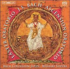 Bach: Easter & Ascension Oratorios, New Music