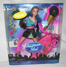 BARBIE AMERICAN IDOL TORI SING ALONG WITH THE MICROPHONE NRFB