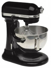 KitchenAid RKV25GOXOB Professional 5 Plus 5-Quart Stand Mixer, onyx Black