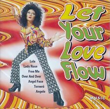 LET YOUR LOVE FLOW - VARIOUS ARTISTS / CD - NEU