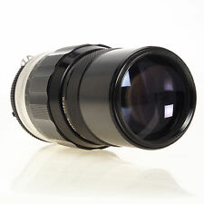 Nikon Nikkor Q 200mm F4 Ai'd Manual Focus Telephoto Lens F mount
