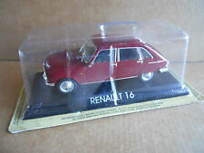 Legendary Cars Auto Die Cast Scala  1:43 - RENAULT 16    [MV0]