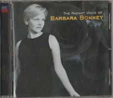 C.D.MUSIC  D687  THE RADIANT VOICE OF  BARBARA BONNEY     CD