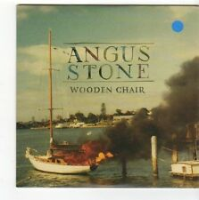 (FA65) Angus Stone, Wooden Chair - 2012 DJ CD