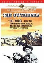 OUTRIDERS - (RMST) Region Free DVD - Sealed