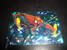 Spider-Man 1992 Comic Images Chrome Insert Card #P-12 Mint 30th Anniversary