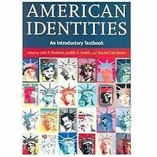 American Identities: An Introductory Textbook  Books-Good Condition