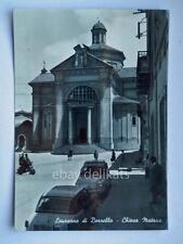LAUREANA DI BORRELLO Chiesa Matrice Fiat 600 Reggio Calabria vecchia cartolina