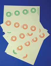 Opaque Lifesaver Card vision therapy convergence insufficiency eye training