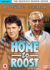Home To Roost 2nd Series Dvd Reece Dinsdale Brand New & Factory Sealed