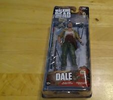THE WALKING DEAD DALE HORVATH SERIES 9 DEATH SCENE ACTION FIGURE NIP