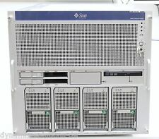 Oracle SUN SPARC Enterprise M5000 8x SPARC64 VII QC 32x 2,40 GHz 128 GB RAM