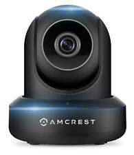 Amcrest 2K WiFi Video Monitoring Security IP Cam HD 3MP (2304x1296) 20FPS Black
